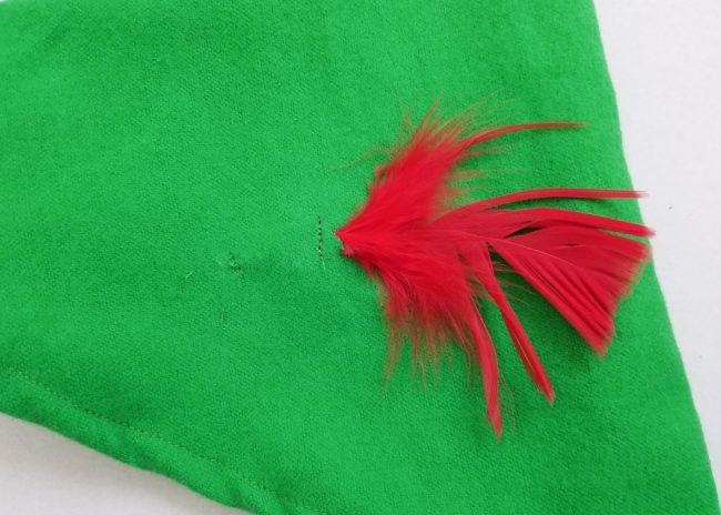 Easy Peter Pan Costume Hat