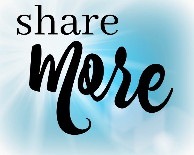 share more for one word in 2018
