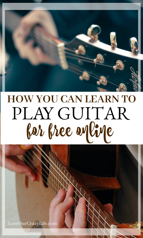 How you can teach yourself guitar for free utilizing online tools. Great for those who want a new hobby or have always wanted to learn to play guitar.  Education |  Music |  DIY