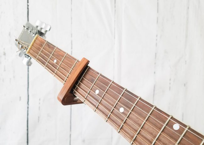 Guitar Capo is a great item to have on hand when learning to play guitar