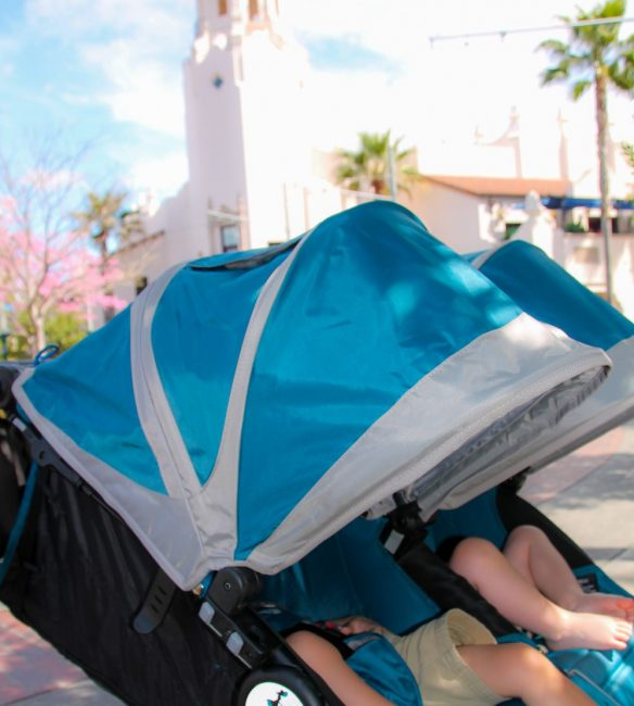 Decides whether Disneyland Stroller Rental or bringing your own is the best option for your time in the park!