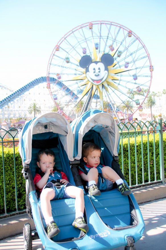 What you need to know about Disneyland Stroller Rental or bringing your own stroller to the park!