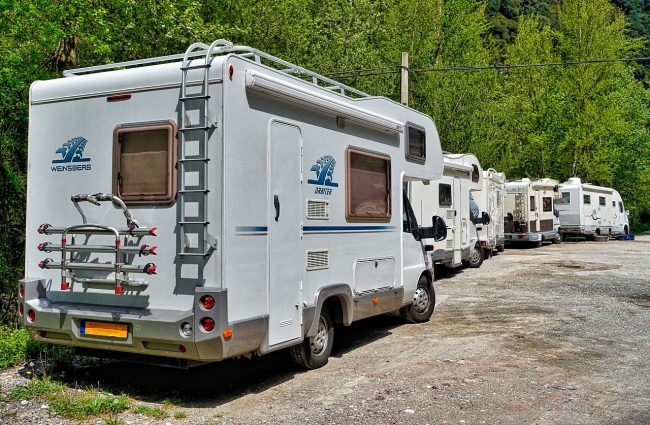 We Stayed At An RV Resort, Without An RV