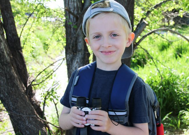 What You Need In A Hiking Pack for Kids