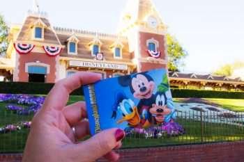Disneyland Annual Passports Are Not Just For Locals
