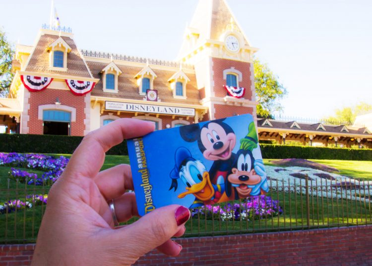 Disneyland Annual Pass is Disneyland's season pass option.
