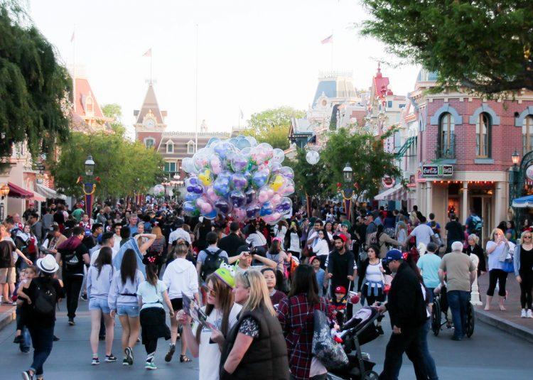 Disneyland Annual Passholders flock to the park