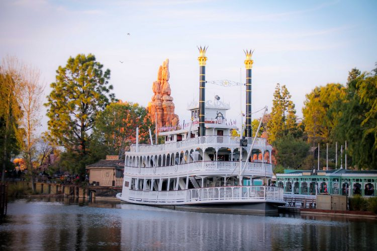 Disneyland's Mark Twain River Boat. Should you get an Annual PAss
