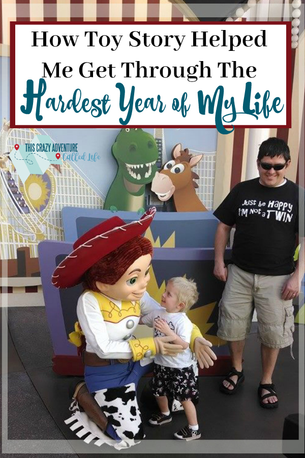 Sometimes a movie can make a huge difference in your life. How movies helped this mom get through the hardest year of her life as her child was diagnosed with ITP. #ToyStory #movies #ITP #parenting #ThisCrazyAdventureCalledLife