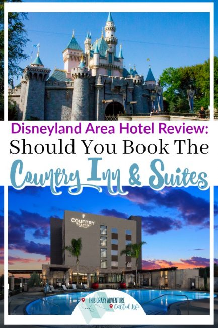 Disneyland area hotel review. Is it a good fit for your family vacation? Is it within walking distance? All the answers here.