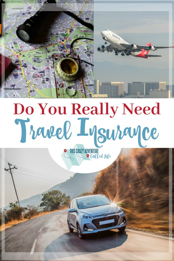 Travel insurance? Do you really need it? Let's look at what travel insurance may cover and whether it is something you should buy before your next vacation or not. #Travel #Vacation #money #ThisCrazyAdventureCalledLife @Allianz
