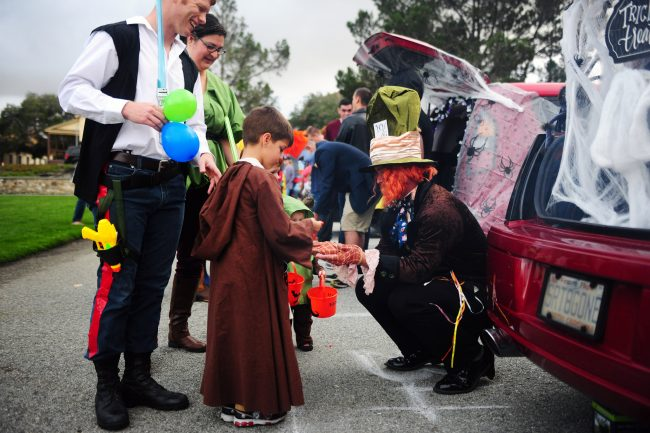 Organize a Trunk or Treat This Halloween