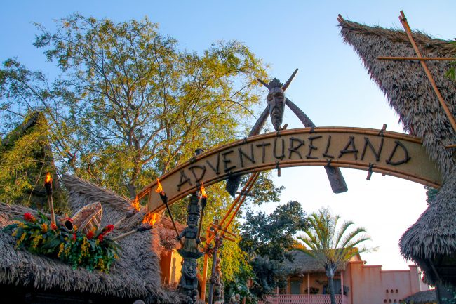 Parental guide to Adventureland in Disneyland