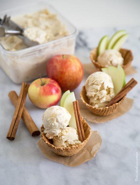 fall ice cream flavors