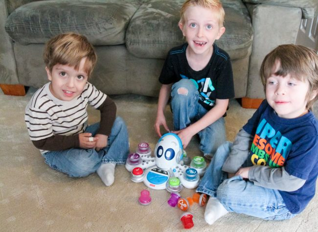 is a toy worth the money. 5 secret tests