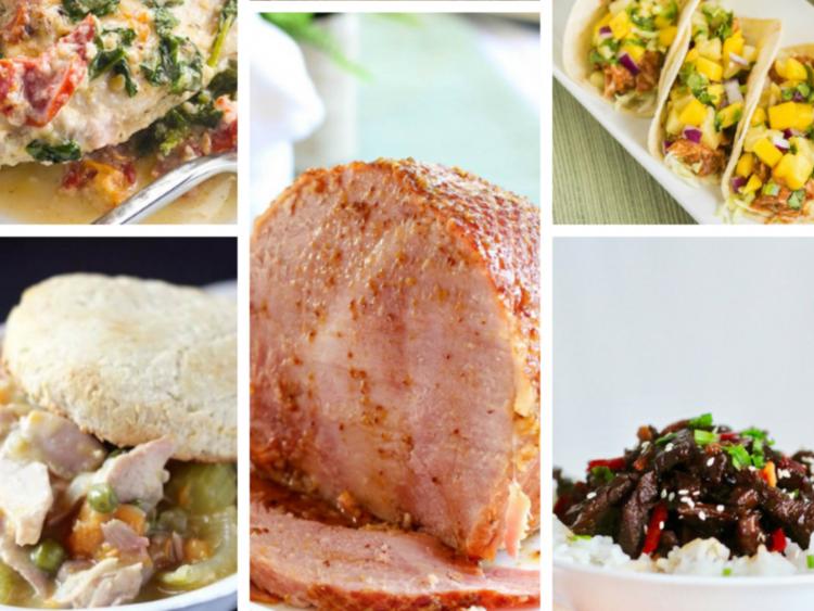 Easy dinner slow cooker recipes