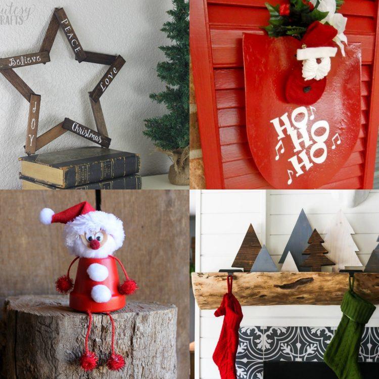 26 Inspiring and Easy Christmas DIYs