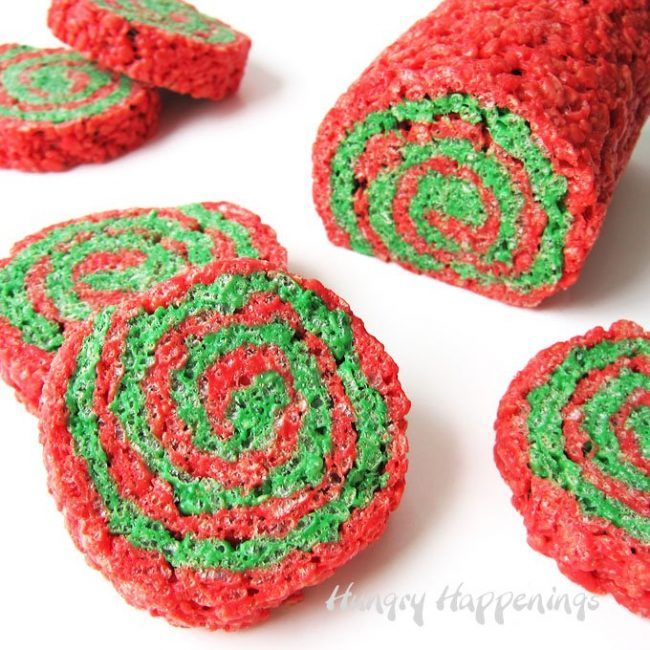 red-green-rice-krispie-treat-pinwheels-christmas-1
