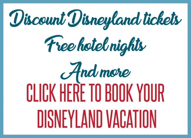 Discount Disneyland vacations