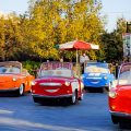Cars at Disneyland