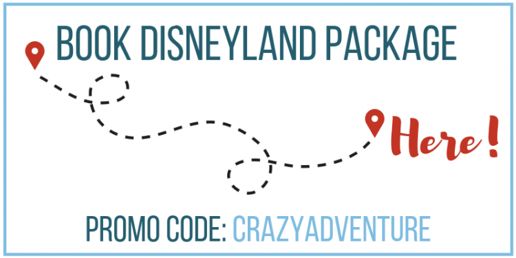 Book a Disneyland vacation
