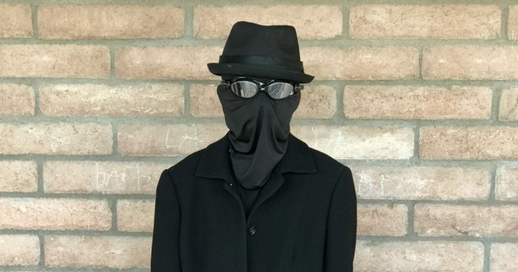 Spider-Man Noir Costume from Into the Spiderverse
