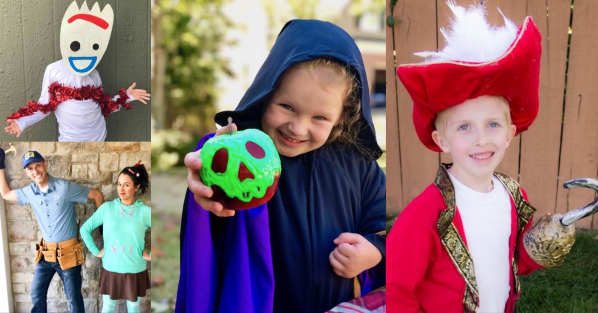50 Diy Disney Halloween Costume Ideas Love Our Crazy Life