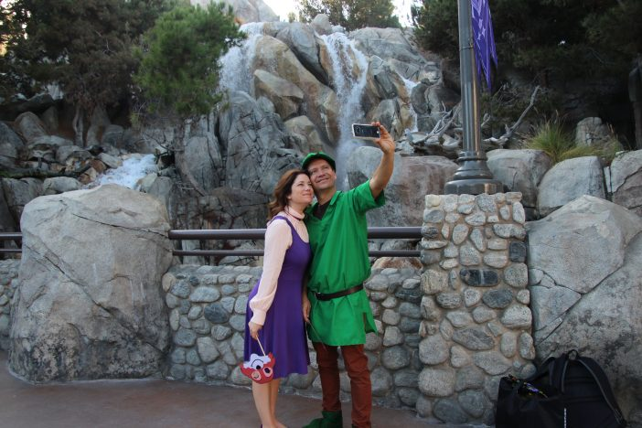 Robin Hood and Maid Marian Costumes - DIY DIsney!