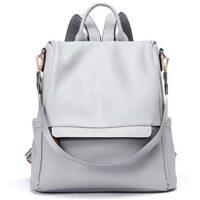 Large Leather Ladies Travel Bag