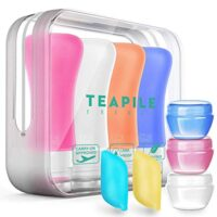 9 Pack Travel Bottles