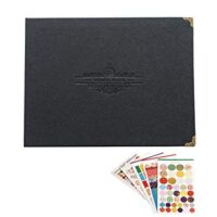 Mini Leather Commemorative Ticket Book