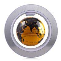 Floating Globe with LED Lights