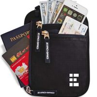 Travel Pouch & Passport Holder