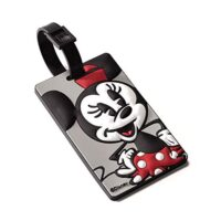 Minnie Mouse Luggage ID Tag