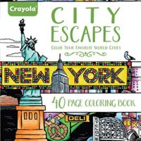 City Escapes Coloring Pages