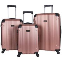 Kenneth Cole 3-Piece Lightweight Luggage Set