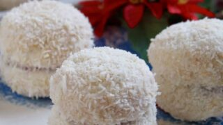 Scottish Snowballs Cookies